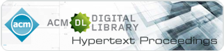 Hypertext Proceedings